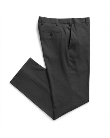 Gloweave Mens Flat Front Pant - Gray