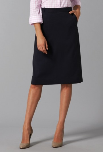Gloweave Ladies A Line Skirt - Model