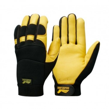 Golden Eagle Winter Knuckle Bar Protection Glove