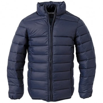 The Youth Puffer Jacket - Navy