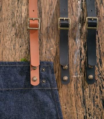 Identitee Detachable Apron Neck Strap - All Colours