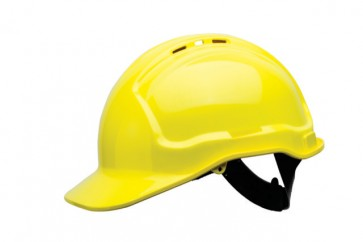 Tuffgard Vented Hard Hats - Poly Cradle Harness Type 1