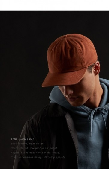 AS Colour James Cap - Copper Model