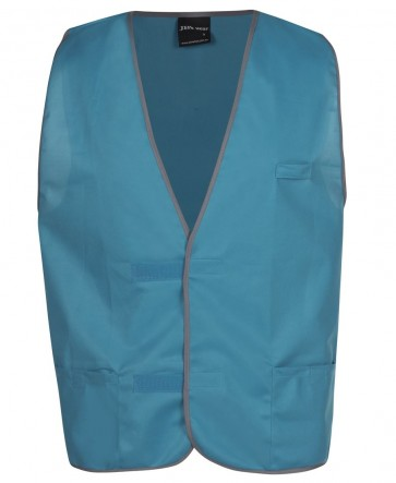 JBs Wear Fluro Vest - Aqua