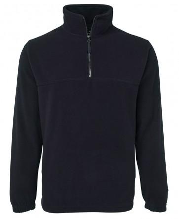 JBs wear Half Zip Polar Fleece - Navy