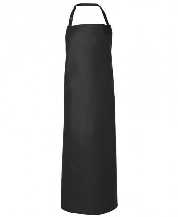 JBs wear Vinyl Apron - Black Front