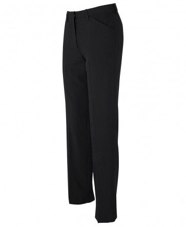 JB's wear Ladies Mechanical Stretch Trouser - Black Side