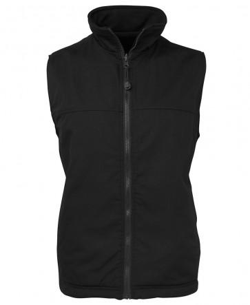 JBs wear Reversible Vest - Black Black