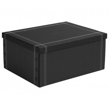Kanata Keepsafe Box - Black