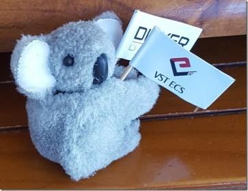 Koala Clip On Toy