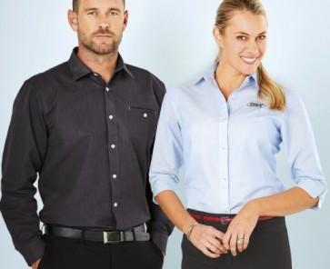Stencil Ladies Empire Shirt Long Sleeve - Models