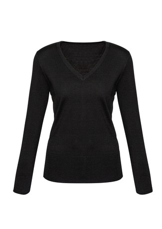 Biz Collection Ladies Milano Pullover - Black