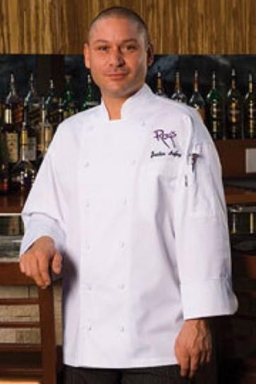 Chef Works Lyon White Executive Chef Jacket