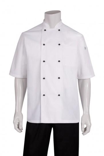 Chef Works Macquarie White Basic Chef Jacket