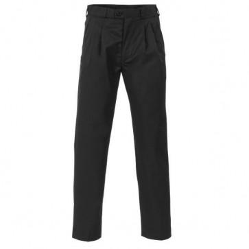 DNC Pleat Front Pants - Black