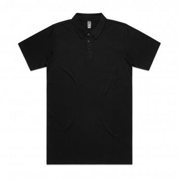AS Colour Men's Chad Polo - Black