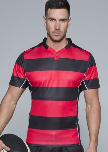 Mens Rugby Fitted Jersey