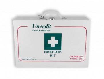 First Aid Kit Code B Workplace Wallmount Metal Standard