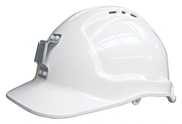 Tuffgard Miners Cap Metal Lamp Bracket Vented