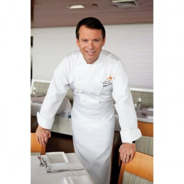 Chef Works Montreux White Executive Chef Jacket