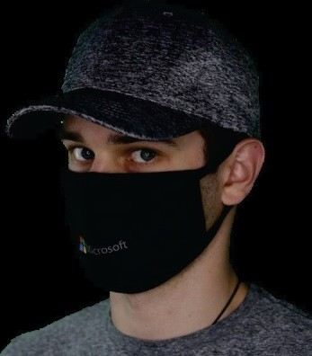 Reusable Face Mask Black