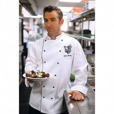 Chef Works Newport White Executive Chef Jacket