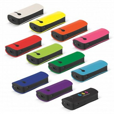 Optimus Power Bank - All Colours