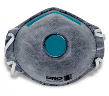 P2 Respirator with Valve and Active Carbon Filter