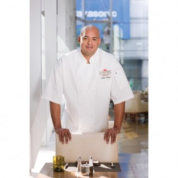Chef Works Palermo Cool Vent Chef Jacket