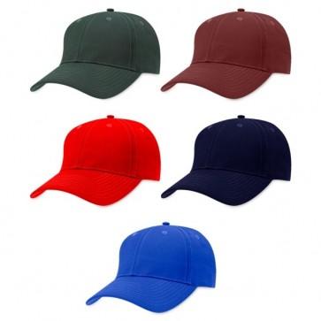 Poly Viscose Cap - All Colours