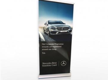 Pull Up Banner – Premium 2.0m x 0.84m - Sample 2