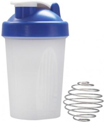 Protein Shaker 400ml - Blue