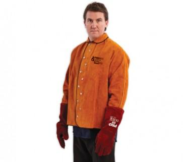 Red Welders Jacket