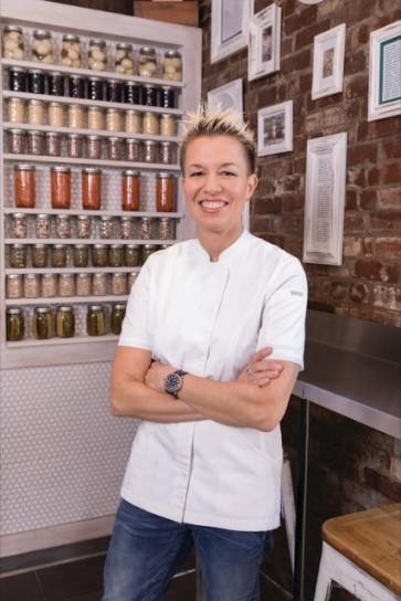Chef Works Roxby Womens Chef Jacket