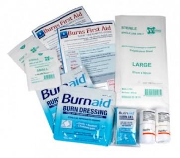 Safe Work Australia Burns Kit