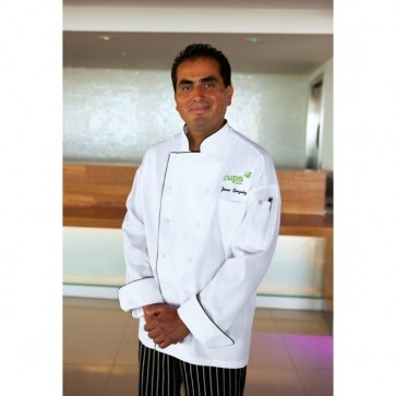 Chef Works Sicily White Executive Chef Jacket