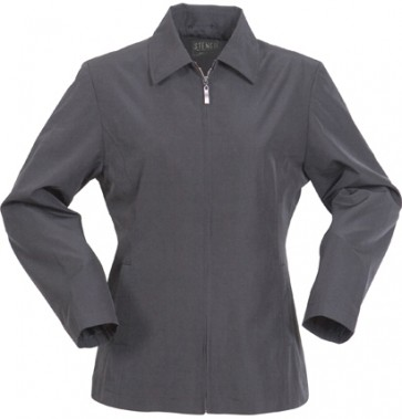 Stencil Ladies Microfit Jacket - Slate