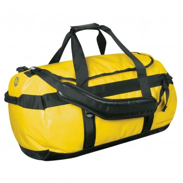 Stormtech Waterproof Gear Bag Large - Yellow Black