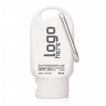 Sunscreen SPF 50+ Carabiner 60ml