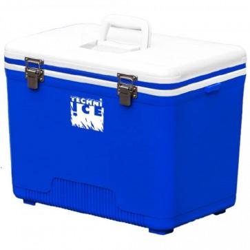 Techniice Compact Icebox 28L White Blue