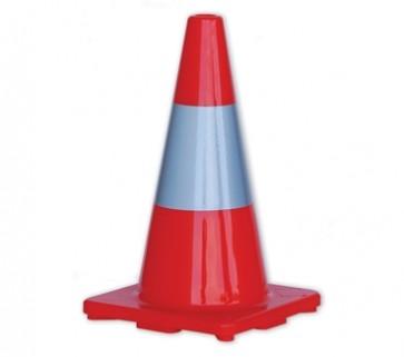 Traffic Cone - Reflective 450mm