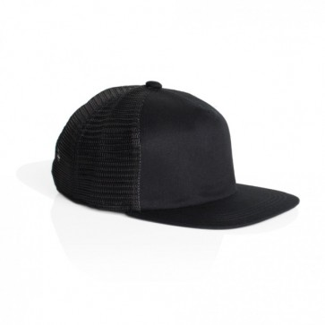 AS Colour Trucker Cap - Black