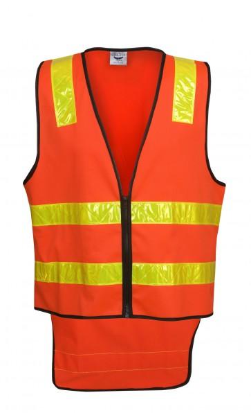 Blue Whale Hi Vis Vic Road Safety Day/Night Vest