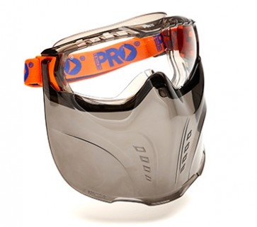 Vadar Visor Google Combination Clear 5000