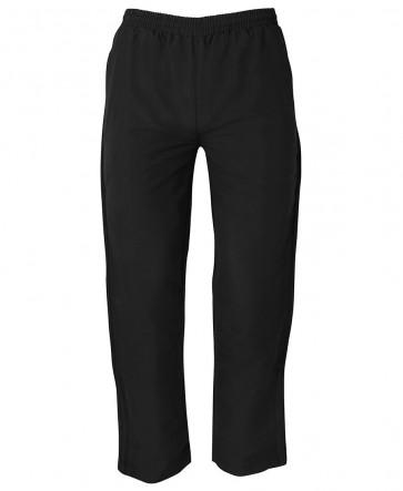 JBs wear Kids and Adults Warm Up Zip Pants - Black