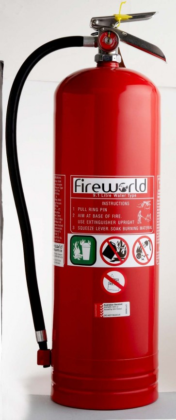 AFFF Foam Fire Extinguisher 9.0 litres