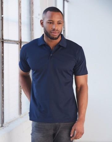 Winning Spirit Men's Verve Polo Shirt - Navy Model