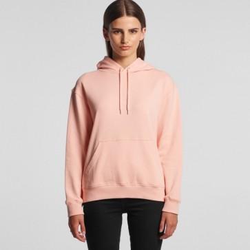 AS Colour WO's Premium Hood - Pale Pink Model Front