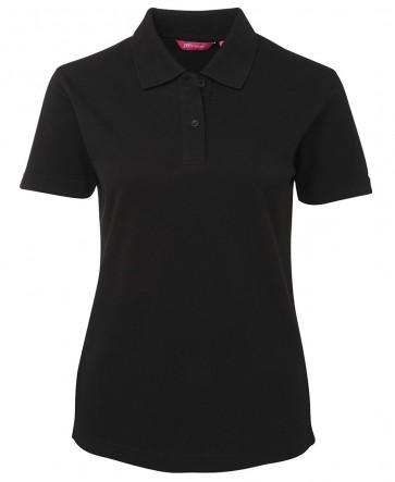 JBs Wear Ladies 210 Polo Shirt - Black