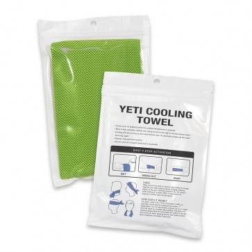 Yeti Cooling Towel - Pouch